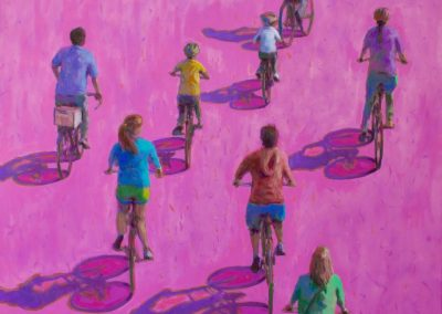 8 Bicycle Riders $8 x 48