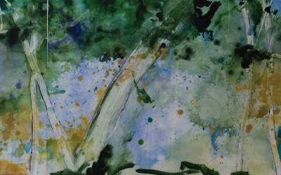 Autumn Woods (Triptych Parts 1, 2, 3