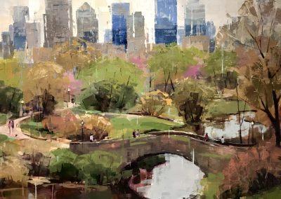 Central Park Color