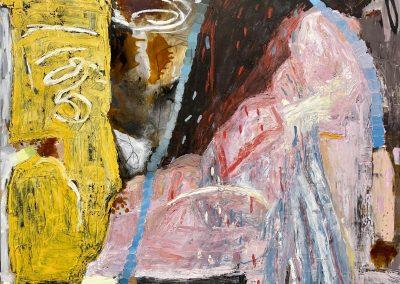Monet's Red Kerchief