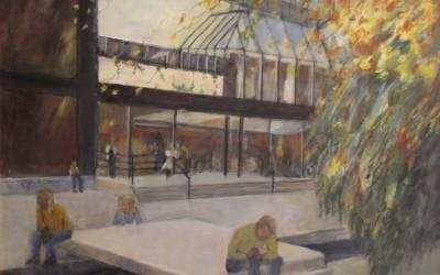 Garden At MOMA