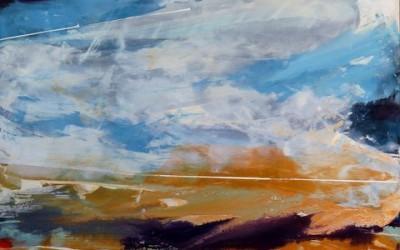Land & Sky; Winter Landscape