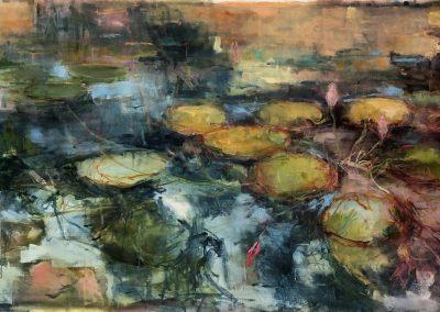 Twilight Pond