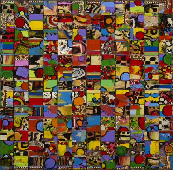 It Takes Two, 18 x 18""