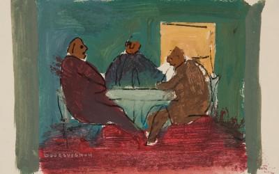 Three Men at Play  (1954)