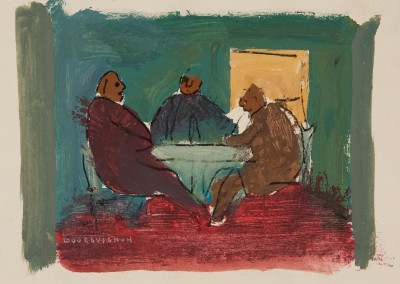 Three Men at Play  (1954)