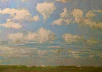July Clouds, Waterman Farm